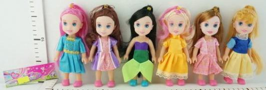 Купить КУКЛА В АССОРТ. В ПАК. 17*7*5СМ в кор.4*150шт, Shantou, Классические куклы и пупсы