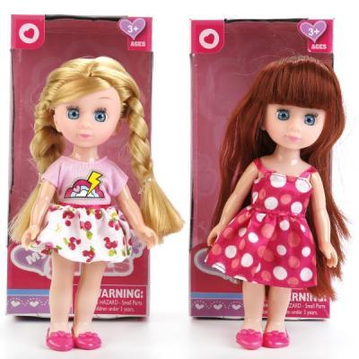 Купить КУКЛА В АССОРТ. В КОР. в кор.3*24шт, Shantou, Классические куклы и пупсы