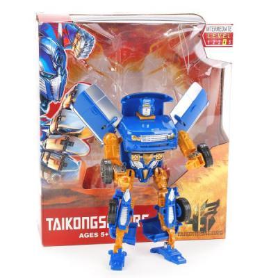 Купить Робот-машина Shantou Gepai Level 4 B1611850, Игрушки Роботы