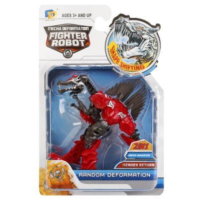 Робот-машина Shantou Gepai D622-E355 B1548464 игрушка shantou gepai машина перевертыш 666 858