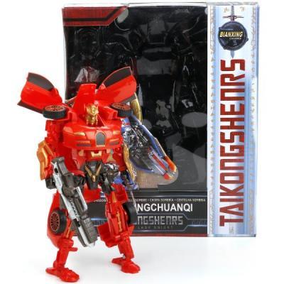 Робот-машина Shantou Gepai B1631751 с аксессуарами игрушка shantou gepai домик 632804