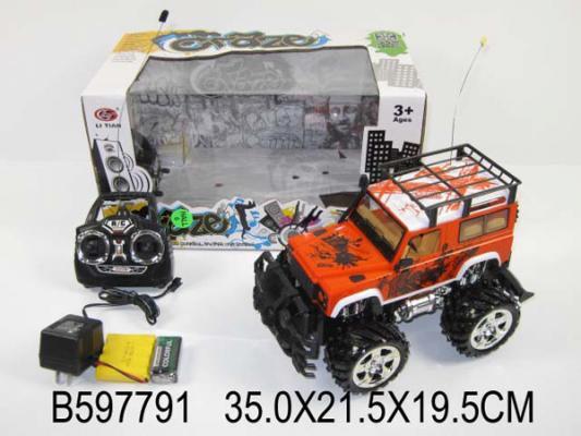 Купить Джип Shantou Джип спорт пластик, металл от 3 лет, н/д, Радиоуправляемые игрушки