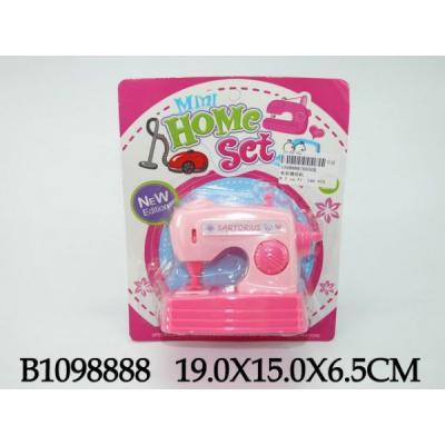 Купить Швейная машинка Shantou Gepai Sartorius в ассортименте, розовый, Детская бытовая техника