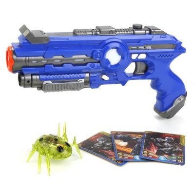 Пистолет Shantou Gepai Call of Warrior синий B1666081 пистолет shantou gepai 1402b синий 1404g519
