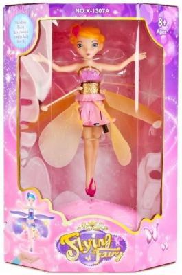 Кукла Shantou Flying Fairy со звуком светящаяся летающая в ассортименте magic flying fairy toy