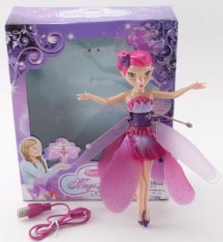Кукла Shantou B1298603 светящаяся летающая