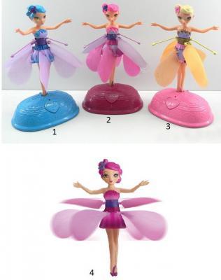 Кукла Shantou Flying Fairy со звуком светящаяся летающая в ассортименте