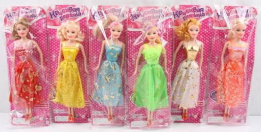Купить КУКЛА 29СМ В АССОРТ. AQ088-4 НА КАРТ. (РУСС. УП.) 29СМ в кор.2*120шт, Shantou, 29 см, пластик, Классические куклы и пупсы