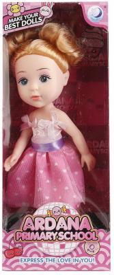 Купить КУКЛА 29СМ В АССОРТ. A313 В КОР. 27*11*6СМ в кор.2*48шт, Shantou, 29 см, пластик, текстиль, Классические куклы и пупсы