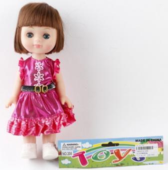 Купить Кукла Shantou Toys, полимер, текстиль., Классические куклы и пупсы
