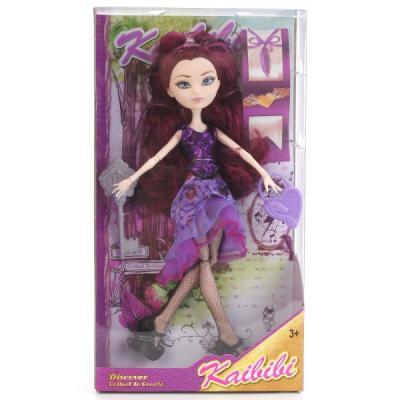 Купить Кукла Shantou КУКЛА 29СМ, ГНУЩАЯСЯ 29 см гнущиеся, пластмасса, текстиль, Классические куклы и пупсы