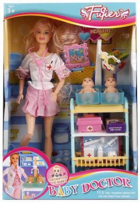 Купить Кукла Shantou B1703260 29 см, пластмасса, Классические куклы и пупсы