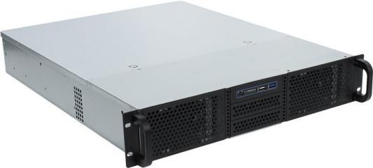 Procase EB204-B-0 (PSU-2U)черный 2U, глубина 550мм, без Б/П цена и фото