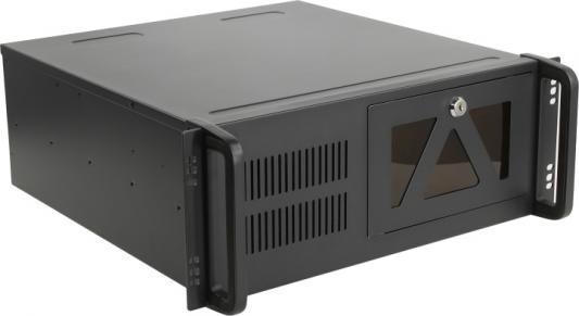 Серверный корпус 4U Procase B441-B-0 Без БП чёрный бп 600 вт procase ga2600