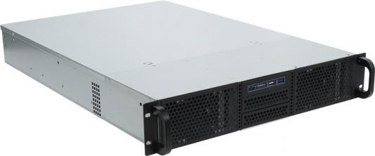 Procase EB204L-B-0 PSU-2U, 2 U, глубина 650мм, без Б/П цена и фото