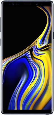 Смартфон Samsung Galaxy Note 9 128 Гб синий (SM-N960FZBDSER) смартфон samsung galaxy note 9 512 гб медный sm n960fznhser