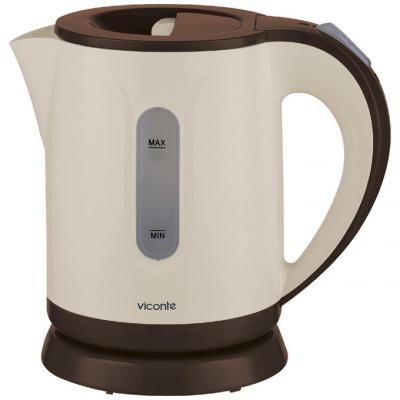Чайник Viconte VC-3270 бежевый чайник viconte vc 3270 бежевый