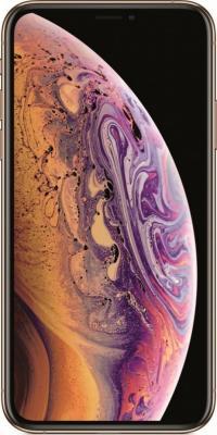 Смартфон Apple iPhone XS 256 Гб золотистый (MT9K2RU/A) смартфон