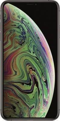 Смартфон Apple iPhone XS Max 64 Гб серый (MT502RU/A) смартфон apple iphone x 256 гб серый mqaf2ru a