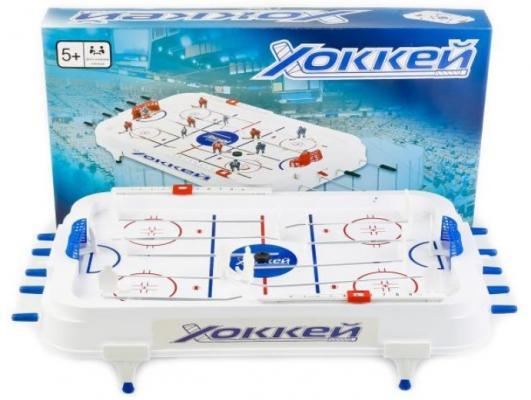Купить Настольная игра Shantou хоккей ХОККЕЙ, (ГхШхВ) 6х56х30 см, Спортивные настольные игры