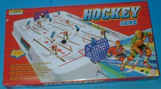Купить Настольная игра Shantou хоккей ХОККЕЙ, 8 x 52 x 29 см, Спортивные настольные игры