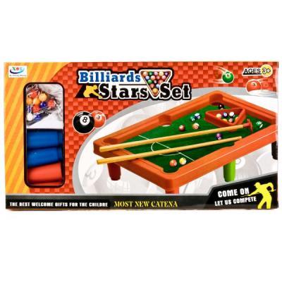 Настольная игра Shantou бильярд J686E настольная игра shantou gepai спортивная бильярд с фигурными ножками 66669