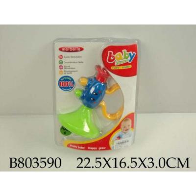 ПОГРЕМУШКА ЦВЕТ В АССОРТ. MS0013 НА БЛИСТЕРЕ 22*16*3СМ в кор.96шт игрушка пластмассовая box 16 14 3см погремушка 3 вида арт 5091