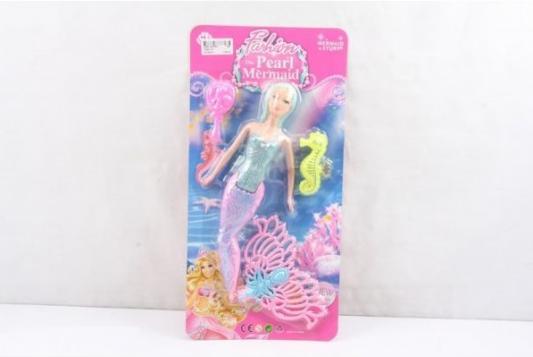 Купить Кукла Shantou Кукла - русалка 29 см, пластмасса, Классические куклы и пупсы