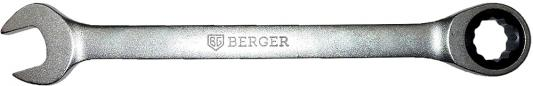 Ключ BERGER BG1097  трещоточный 10мм