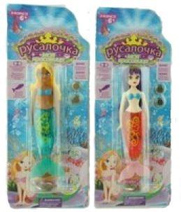 Кукла Shantou Русалочка светящаяся В ассортименте
