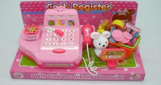 Купить Игровой коврик Shantou Кассовый аппарат, для девочки, Игровые наборы Детский супермаркет