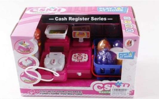 Купить Игровой набор Shantou Кассовый аппарат, для девочки, Игровые наборы Детский супермаркет