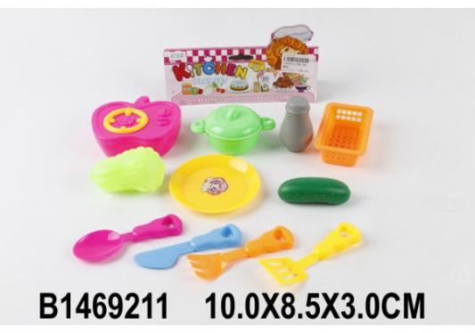 Набор посуды Shantou Gepai Kitchen пластик спортивная игра shantou gepai дартс 6927712691200
