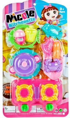 все цены на Набор посуды Shantou Gepai B1517713 пластик онлайн