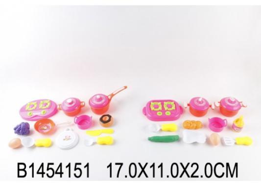 Набор посуды и продуктов Shantou Gepai B1454151 пластик набор продуктов shantou gepai пицца y5155422