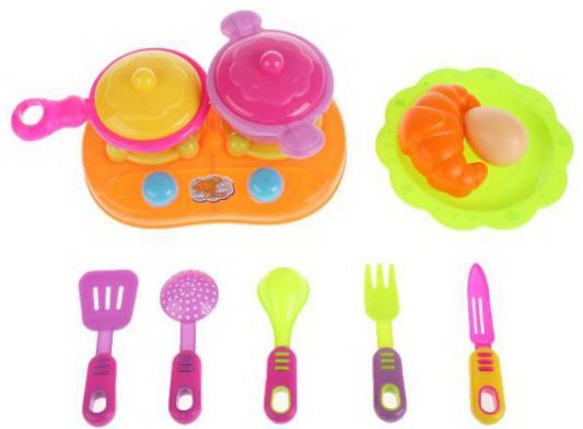 Набор посуды и продуктов Shantou Gepai Coing пластик набор продуктов shantou gepai пицца y5155422