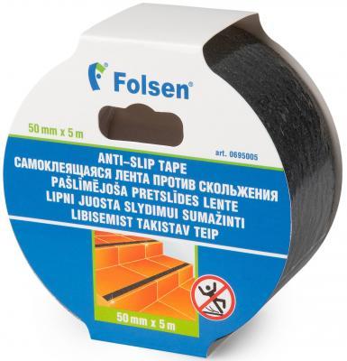 Лента Folsen 695005 лента против cкольжения folsen 25ммх5м 0692505