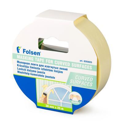 Лента Folsen 293825 лента против cкольжения folsen 25ммх5м 0692505