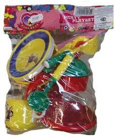 все цены на Набор посуды Shantou Gepai Party пластик онлайн