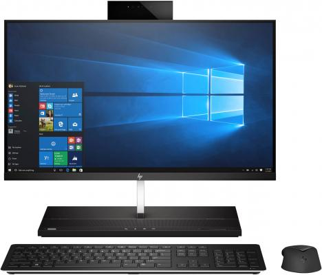 "Моноблок 27"" HP EliteOne 1000 G2 3840 x 2160 Intel Core i7-8700 8Gb 256 Gb Intel UHD Graphics 630 Windows 10 Professional черный 4PD75EA 4PD75EA моноблок 23 hp eliteone 800 g2 all in one 1920 x 1080 intel core i7 6700 8gb ssd 120 intel hd graphics 530 windows 10 professional серый t6c28aw"