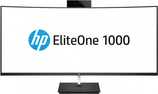 "Моноблок 34"" HP EliteOne 1000 G2 3440 x 1440 Intel Core i7-8700 8Gb 256 Gb Intel UHD Graphics 630 Windows 10 Professional черный 4PD93EA 4PD93EA моноблок hp eliteone 800 g2 23 6 led core i3 6100 3700mhz 4096mb hdd 500gb intel hd graphics 530 64mb ms windows 10 professional 64 bit [t4k01ea]"
