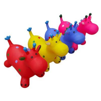 Мяч-прыгун Жирафик, с рис., 1300г, в ассорт. в пак. в кор.15шт мяч прыгун жирафик с рис 1300г в ассорт в пак в кор 15шт
