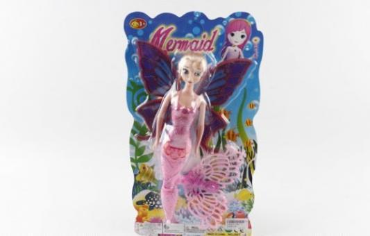 Кукла Shantou Кукла - русалка 29 см цена