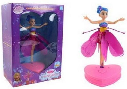 Кукла Shantou Фея летающая радиоуправляемая игрушка летающая фея