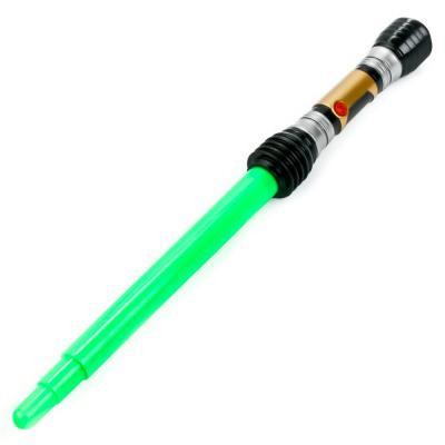 Меч Shantou Gepai 868-19 черный зеленый B1544407, черный, зеленый, 52x7x6 см, для мальчика, Игрушечное оружие  - купить со скидкой