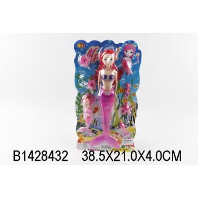 Купить Набор кукол Shantou B1428432 29 см, пластик, Классические куклы и пупсы