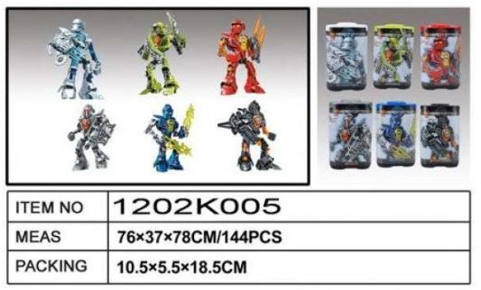 Конструктор Shantou Конструктор Робот 17 элементов picnmix конструктор магстрой 128001