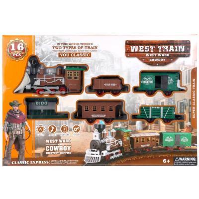 Купить Железная дорога Shantou Железная дорога с 3-х лет 1710B178, Детская железная дорога