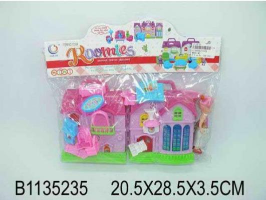 Домик для кукол Shantou Дом для кукол