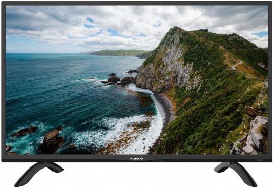 цена на Телевизор LED 40 FUSION FLTV-40C100T черный 1920x1080 USB